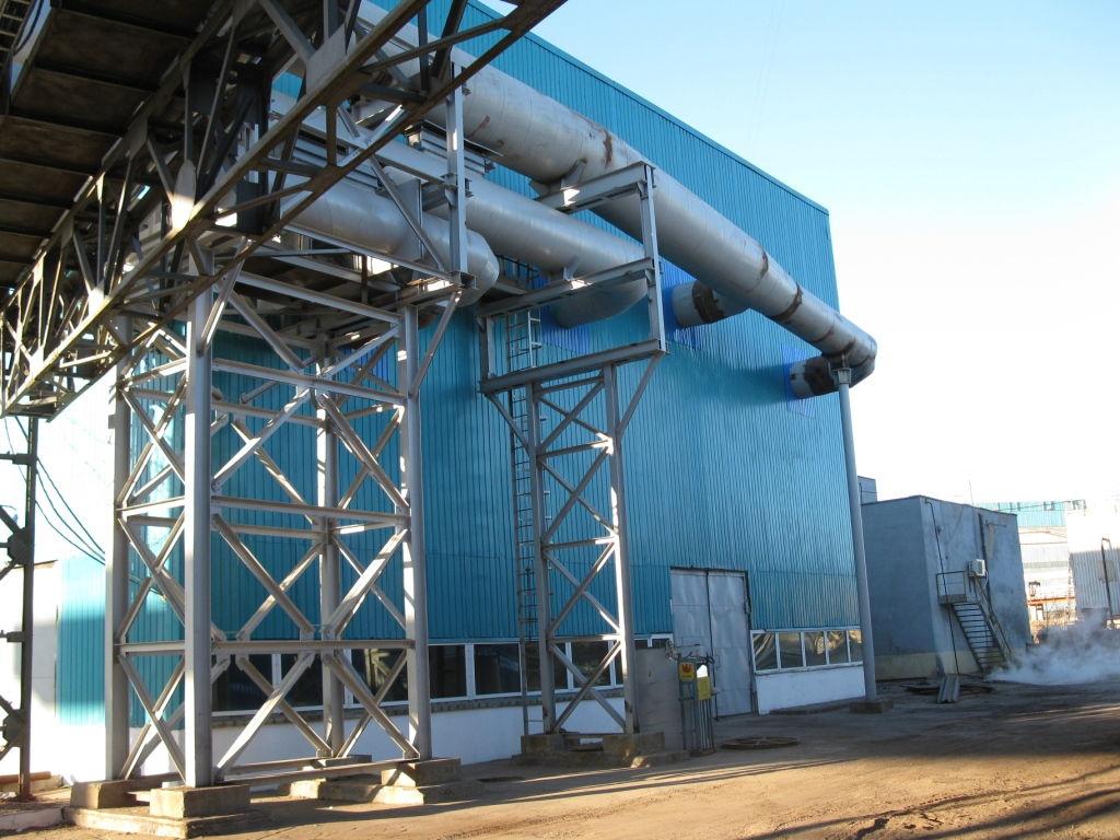 Реконструкция специализированного металлургического перерабатывающего предприятия ООО «ЗЗЦС».